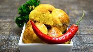 Фото рецепта Сырные булочки с перчиком