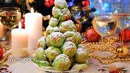 Фото рецепта Новогодний крокембуш