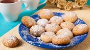 Фото рецепта Кокосовое печенье с кардамоном