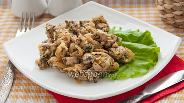 Фото рецепта Куриное филе в сметане с укропом