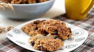 Фото рецепта «Исчезающее» овсяное печенье
