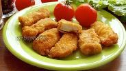 Фото рецепта Наггетсы куриные