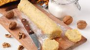 Фото рецепта Ореховое песочное тесто