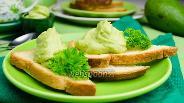 Фото рецепта Гренки с авокадо