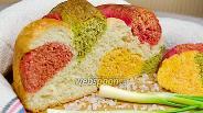 Фото рецепта Овощной хлеб