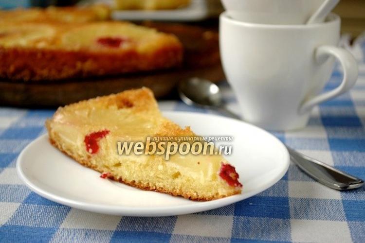 Фото Ананасовый пирог