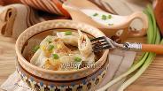 Фото рецепта Вареники с мясом