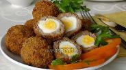 Фото рецепта Яйца по-шотландски