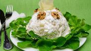Фото рецепта Салат с грушей и сельдереем