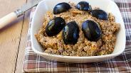 Фото рецепта Икра из печёных шампиньонов