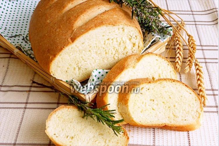Фото Хлеб с розмарином и мёдом