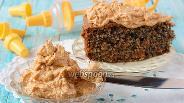 Фото рецепта Масляно-карамельный крем с арахисовым грильяжем