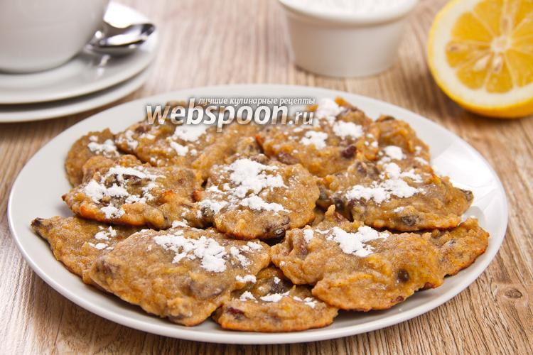 Фото Картофельное печенье