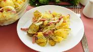 Фото рецепта Немецкий картофельный салат