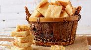 Фото рецепта Песочное печенье с манкой