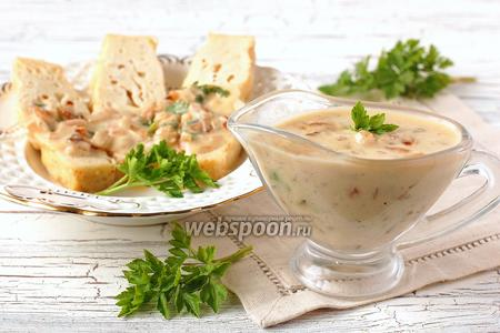 Горчичный соус «Moutarde»