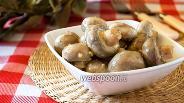 Фото рецепта Шампиньоны острые в горчичном соусе