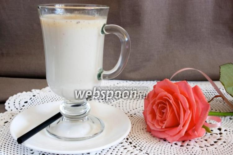Фото Горячий белый шоколад
