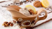 Фото рецепта Постный ореховый майонез