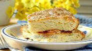Фото рецепта Капустный заливной пирог