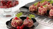 Фото рецепта Свекольно-ореховые шарики