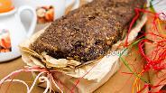 Фото рецепта Сметанный кекс с шоколадом