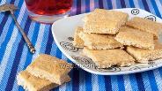 Фото рецепта Кунжутное печенье на сметане