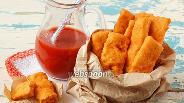 Фото рецепта Постное печенье на томатном соке