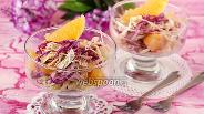 Фото рецепта Салат «Три капусты»