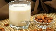 Фото рецепта Ореховое молоко