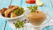 Фото рецепта Яблочный майонез