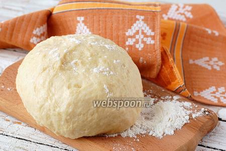 Швейцарское постное песочное тесто