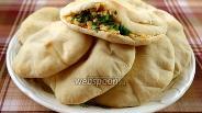 Фото рецепта Арабская пита