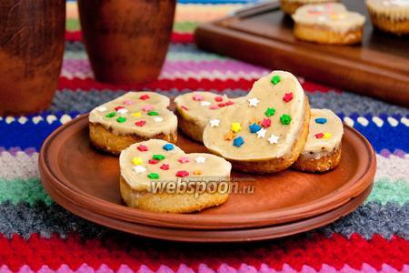 Имбирные пирожные