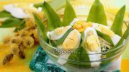 Фото рецепта Весенний салат с черемшой
