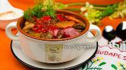 Фото рецепта Гуляш по-венгерски