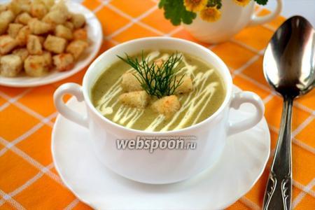 Суп французский