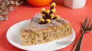 Фото рецепта Пирог с кокосовой стружкой