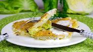 Фото рецепта Отбивные из молодой капусты