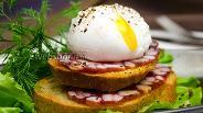 Фото рецепта Яйца пашот