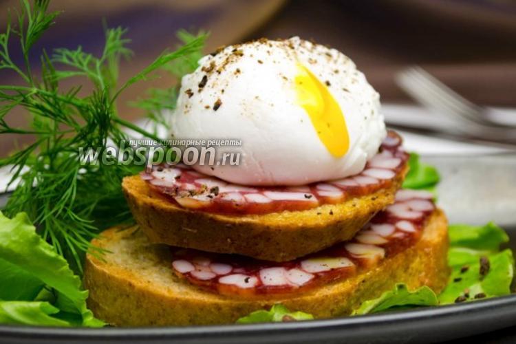 Фото Яйца пашот