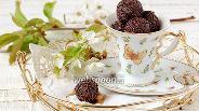Фото рецепта Шоколадные конфеты «Бригадейро»