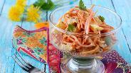 Фото рецепта Салат «Рыжик»