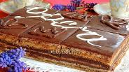 Фото рецепта Торт «Опера»