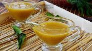 Фото рецепта Соус для греческого салата
