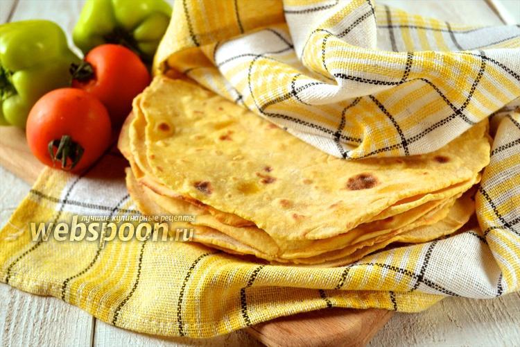 Рецепты из кукурузной муки с фото пошагово