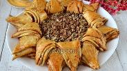 Фото рецепта Пирог «Подсолнух»