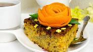 Фото рецепта Пасхальный апельсиновый торт