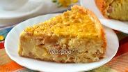Фото рецепта Заливной пирог в мультиварке