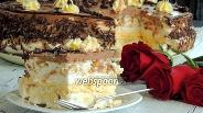 Фото рецепта Киевский торт